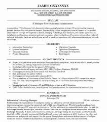 Self Storage Manager Resume Best Network Systems Manager Resume Example Livecareer