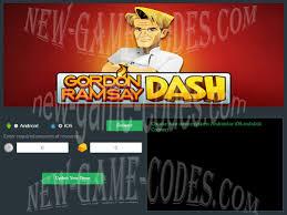 character respecialization v1 6 gordon ramsay dash hack cheats