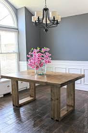 diy dining table ideas best diy dining table ideas on farmhouse dining dining table
