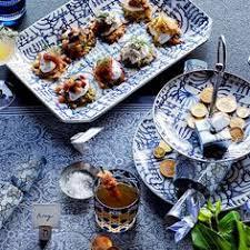 hanukkah tableware crostini with butternut squash goat cheese and recipe