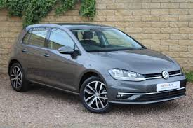 volkswagen grey find a used grey vw golf mk7 facelift 1 6 tdi se nav bmt 115ps 5dr