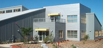 bourgon construction built its 7 000 square foot office and