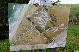 Mahoney State Park Map by From Gunfire To Campfire Camping Ahead For Fort Ord Dunes State
