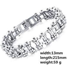 titanium bracelet men images Online shop korean jewelry titanium steel men 39 s bracelet jpg