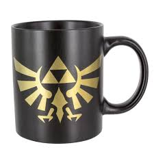 Color Changing Mugs by The Legend Of Zelda Hyrule Mug For Collectibles Gamestop