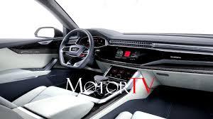 Audi E Tron Interior Suv New 2017 Audi Q8 E Tron Concept L Exterior U0026 Interior Shots