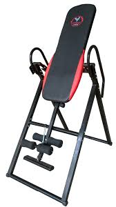 best fitness inversion table tornado fitness deluxe gravity inversion table shop your way