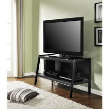 whalen brown cherry tv stand z line designs black glossy entertainment center zl517 44mixu