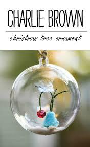 brown tree ornament