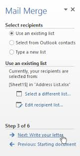 office 2013 mail merge word 2013 mail merge full page