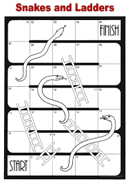 20 free esl snakes and ladders worksheets