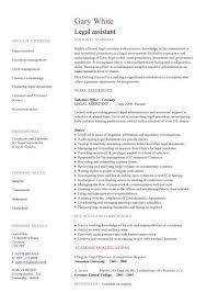 Effective Resumes Samples by Legal Resume Samples The Best Resume