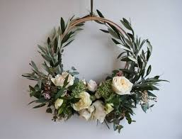 wedding wreath on trend decor for 2018 wedding wreaths mrs2be