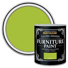key lime green rust oleum rust oleum key lime gloss furniture paint 750 ml