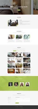 bootstrap design nest free interior design template bootstrap templates
