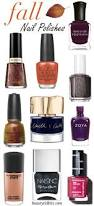 10 nail polish colors to try this fall