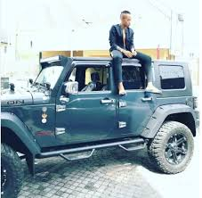 blac chyna jeep tekno acquires new jeep wrangler worth around n15 million photos