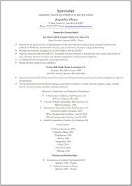 curriculum vitae resume sample for waitress no experience 10