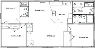 ranch home floor plans with walkout basement ranch house floorplans stunning design floor plans for a ranch house