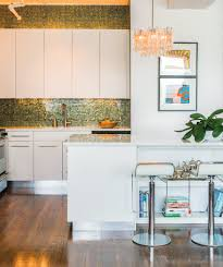all that glitters a grand small space designed by michael ferzoco