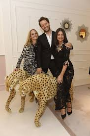How To Host A Cocktail Party by Dame Natalie Massenet Lauren Santo Domingo And Derek Blasberg
