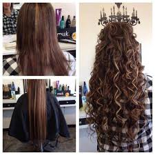microbead extensions micro bead hair extensions installation modern hairstyles in the