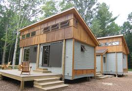 prefab tiny house withal small modular cottage homes