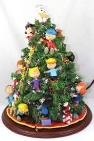 peanut christmas tree peanuts christmas tabletop tree with lights motion and