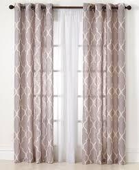 Big Window Curtains Curtains Image Lenda Curtains With Tiebacks 1 Pair 55x118