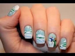 christmas nail art design ideas for kids youtube