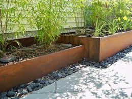 metal landscape edging seattle front yard ideas pinterest