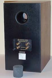 cool looking speakers product review monitor audio gr10 bookshelf speakers february 2002