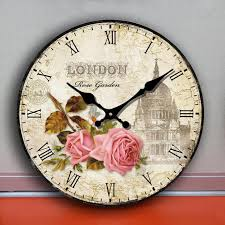 unique garden wall clocks popular large garden clocks buy cheap