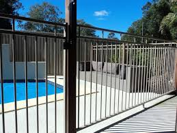 fence design homemade pool fence vinyl fence concord u201a vinyl