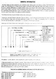 harley davidson 2002 sportster parts manual documents