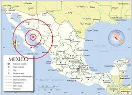 Manzanillo Mexico Map by 2104 Sonora Earthquake Hypothetical Earthquakes Wiki Fandom