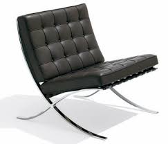 one of the most comfortable and famous chair the barcelona chair