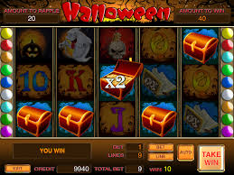 halloween slots new game is coming silly tale