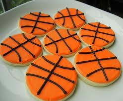 basketball cookies u2013 that sweet ang