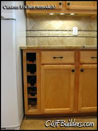 cabinet gap filler kitchen cabinet filler the gap between the refrigerator and the