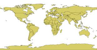 What Is A Map Projection A Guide To Building Svg Maps From Natural Earth Data U2013 Smashing