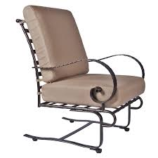 Patio Spring Chair by Spring Chair Ow Lee Palisades Spring Base Club Chair Furniture