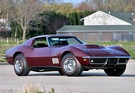1969 corvette coupe 1969 chevrolet corvette stingray l88 427 coupe c3