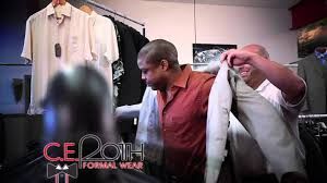 c e roth formal wear commercial