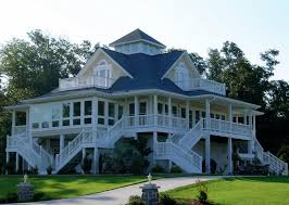 baby nursery country home with wrap around porch one story