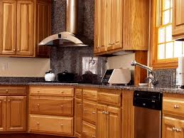 Kitchen Colors With Oak Cabinets And Black Countertops by Kitchen Cabinet Hardware Ideas Pictures Options Tips U0026 Ideas Hgtv
