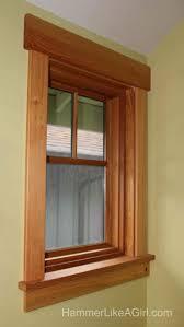 installing craftsman window trim finally craftsman window trim