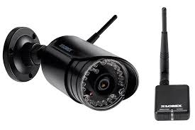 wireless home security system featuring 6 vision security