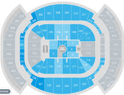 American Airlines Arena Floor Plan j cole americanairlines arena