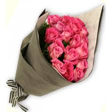 roses bouquet affordable beautiful pink roses bouquet nueva ecija flora